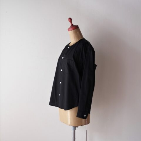 ゴーシュ2021aw ブロードシャツ